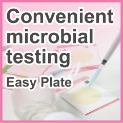 Convenient microbial testing Easy Plate